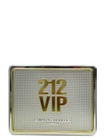212 VIP Gift Set for Women (edP 80ml + Body Lotion) by Carolina Herrera