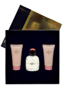 Paris Gift Set for Women (edT 75ml + Body Lotion + Bath and Shower Gel) by YSL - Yves Saint Laurent