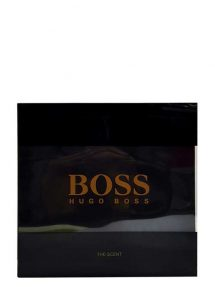 The Scent Gift Set for Men (edT 100ml + Shower Gel + Deodorant Stick) by Hugo Boss