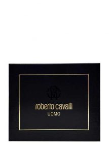 Uomo Gift Set for Men (edT 100ml + Perfumed Shower Gel) by Roberto Cavalli