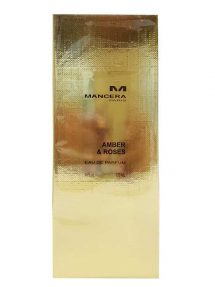 Amber and Roses for Men and Women (Unisex), edP 120ml by Mancera