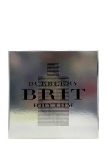 Brit Rhythm Gift Set for Men (edT 90ml + edT 30ml) by Burberry