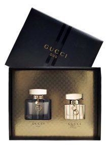 Gucci Gift Set for Couples (Gucci Oud for Men and Women (Unisex), edP 75ml + Gucci Premiere for Women, edP 30ml) by Gucci