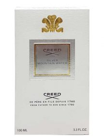Silver Mountain Water for Men and Women (Unisex), edP 100ml by Creed