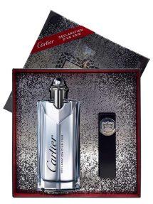 Declaration D'un Soir Gift Set for Men (edT 100ml + Pocket Spray 9ml) by Cartier