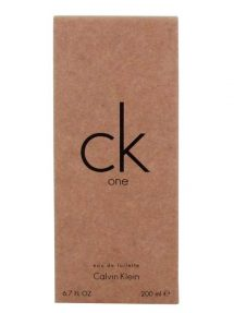 CK One - Tester - (White) for Men and Women (Unisex), edT 200ml by Calvin Klein