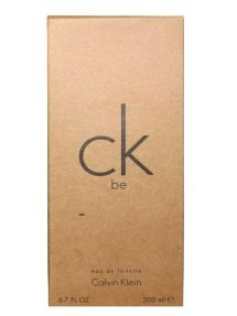 CK Be - Tester - (Black) for Men and Women (Unisex), edT 200ml by Calvin Klein