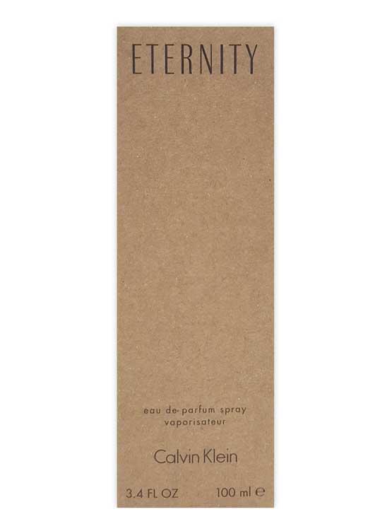 Eternity - Tester - for Women, edP 100ml by Calvin Klein