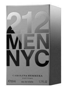 212 MEN NYC for Men, edT 50ml by Carolina Herrera