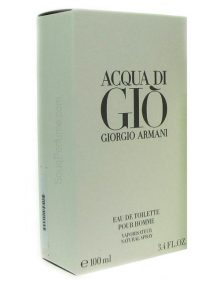 Acqua Di Gio for Men, edT 100ml by Giorgio Armani