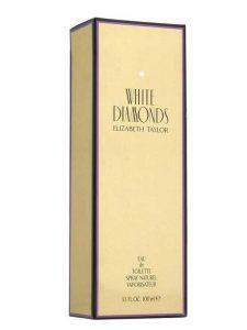 White Diamonds for Women, edT 100ml by Elizabeth Taylor