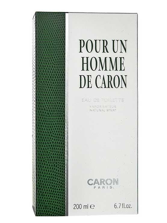 Pour Un Homme De Caron for Men, edT 200ml by Caron