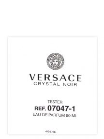 Crystal Noir - Tester - for Women, edP 90ml by Versace