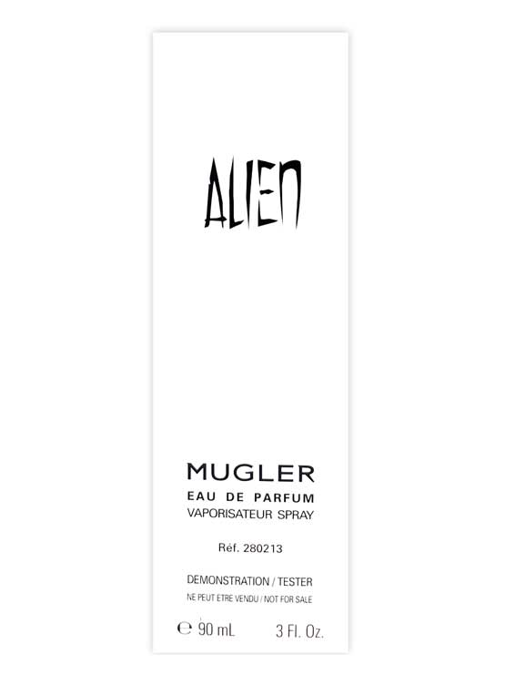 Alien - Tester - for Women, edP 90ml by Thierry Mugler