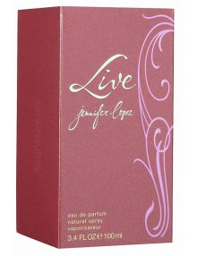 Live for Women, edP 100ml by Jennifer Lopez