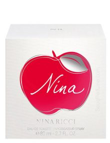 Nina (Apple) for Women, edT 80ml by Nina Ricci