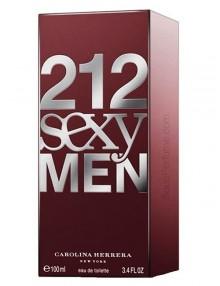 212 Sexy for Men, edT 100ml by Carolina Herrera