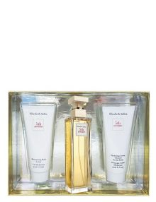 5th Avenue Gift Set for Women (edP 75ml + Lotion + Cleanser) by Elizabeth Arden
