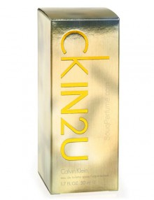 ckIN2U for Women, edT 100ml by Calvin Klein