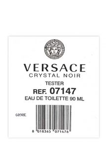Crystal Noir - Tester - for Women, edT 90ml by Versace