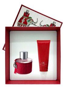 CH Gift Set for Women (edT 100ml + Body Lotion) by Carolina Herrera