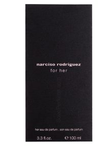 Narciso Rodriguez for Her (Pink Bottle) for Women, edP 100ml by Narciso Rodriguez