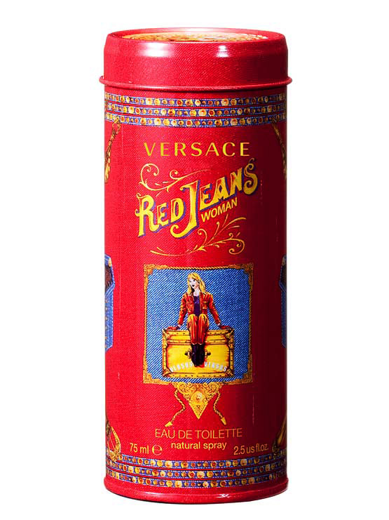 Red Jeans for Women, edT 75ml by Versace
