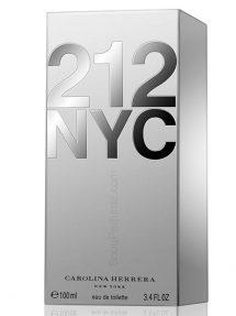 212 NYC for Women, edT 100ml by Carolina Herrera