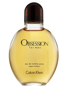 Obsession for Men, edT 125ml by Calvin Klein