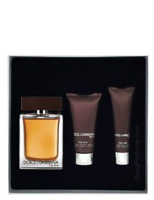 The One Gift Set for Men (edT 100ml + After Shave Balm + Shower Gel) by Dolce & Gabbana