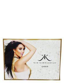 Kim Kardashian Gold Gift Set for Women (edP 100ml + Body Lotion + Cream Body Wash) by Kim Kardashian