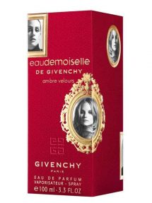 Eaudemoiselle de Givenchy Ambre Velours for Women, edP 100ml by Givenchy